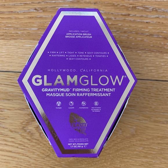 GLAMGLOW Other - NWT Glamglow gravitymud mask